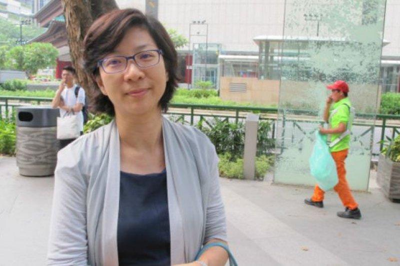 來自新加坡的Noelle Lee說:會面很重要,因為會改善雙方經濟閞係,雙方領導人面對面見面及討論事情是件好事。(BBC中文網)