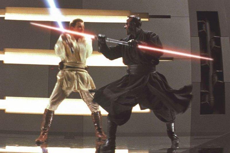 星際大戰的魅力,連白宮也淪陷!(圖/Star Wars@facebook)
