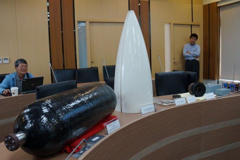 成大Ⅲ型混合火箭(成功大學)