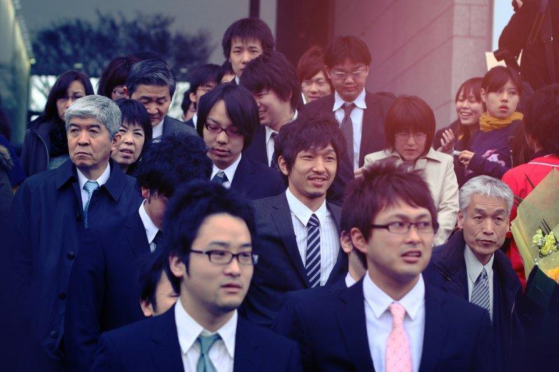 日式企業的職場潛規則讓外國人越來越不嚮往進去工作(圖/Azlan DuPree@flickr)
