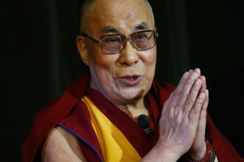西藏流亡精神領袖被北京指為分離主義者。(BBC中文網)