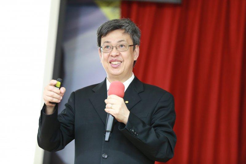 中央研究院副院長陳建仁可望出任民進黨總統參選人副手。(取自南華大學)