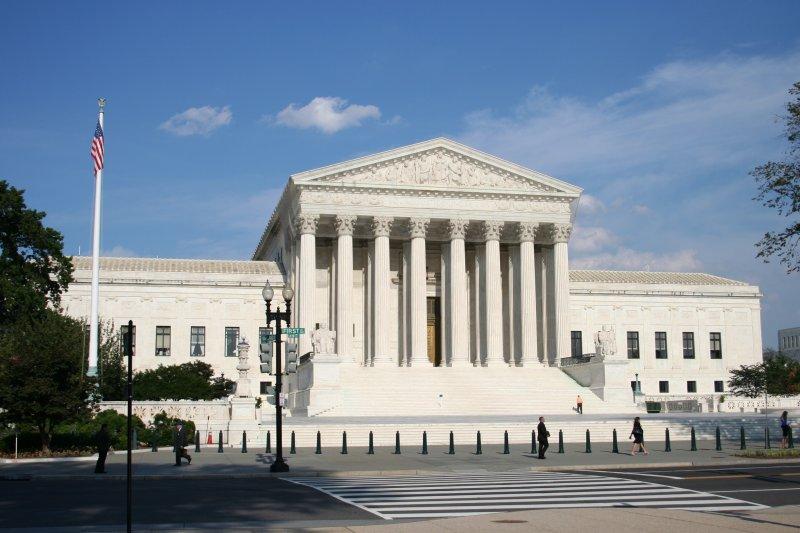 美國大選逐漸白熱化,墮胎議題明年選前又將在聯邦最高法院引爆。(美聯社)