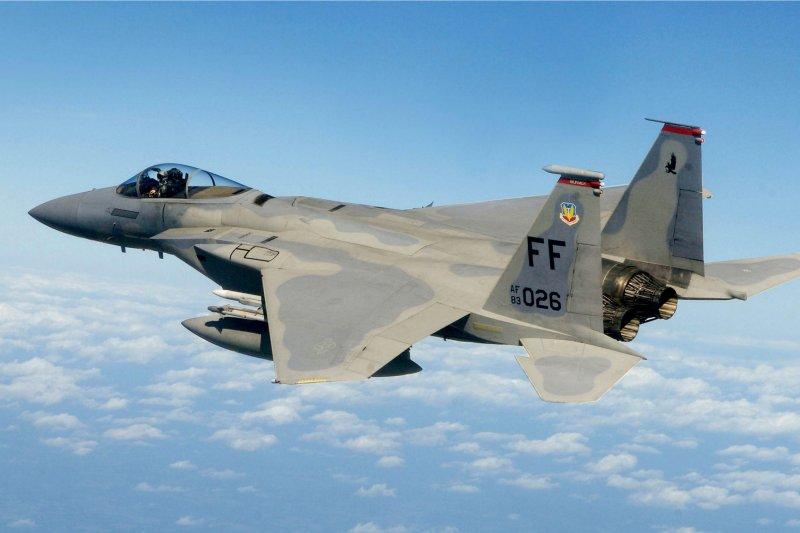 F-15鷹式戰鬥機(F-15 Eagle)(維基百科)