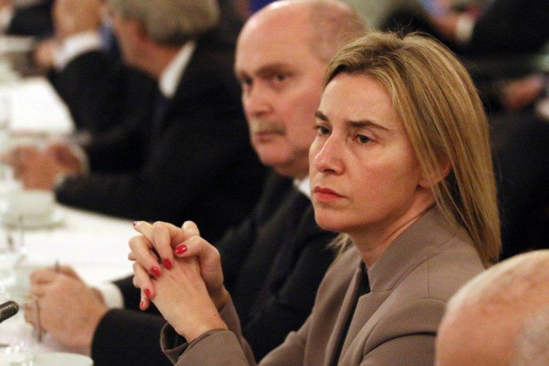 敘利亞問題維也納會議,各方與會代表(美聯社)