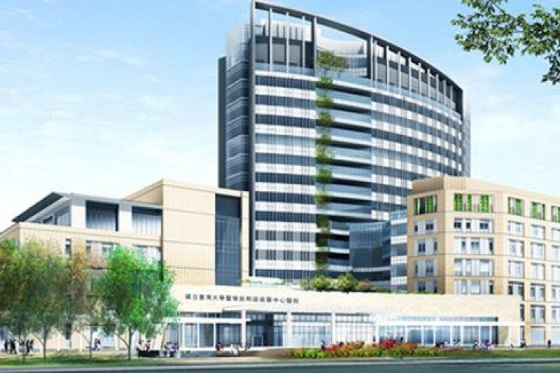 台大癌醫中心醫院完成示意圖。(取自台大癌醫中心醫院)
