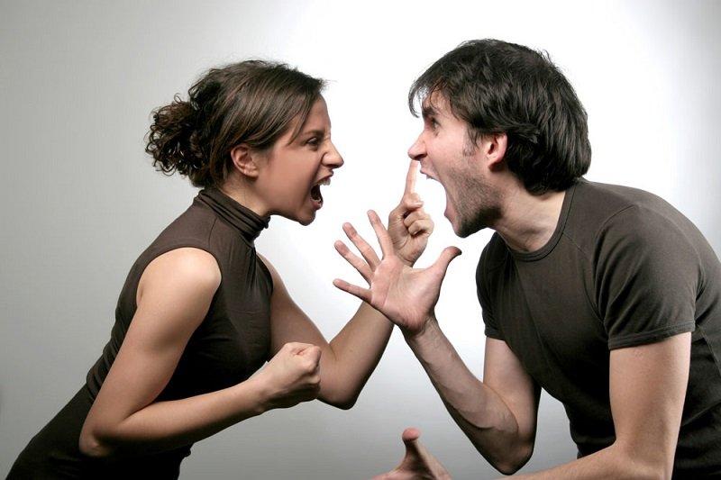 吵架也是要有方法論的。(網路示意圖)