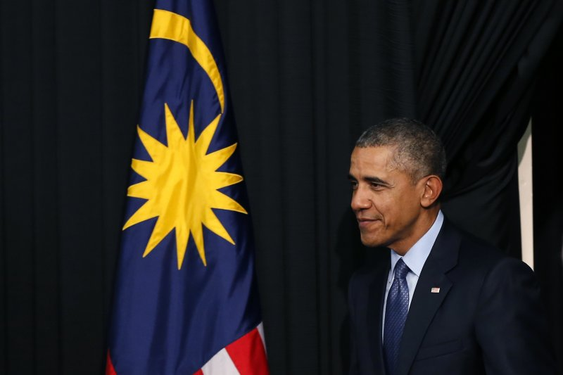 歐巴馬將台灣列為亞洲反恐夥伴之一。(美聯社)