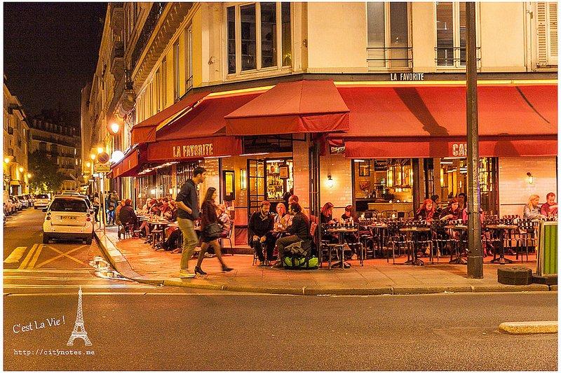 巴黎瑪黑區的夜生活,教人無法錯過。