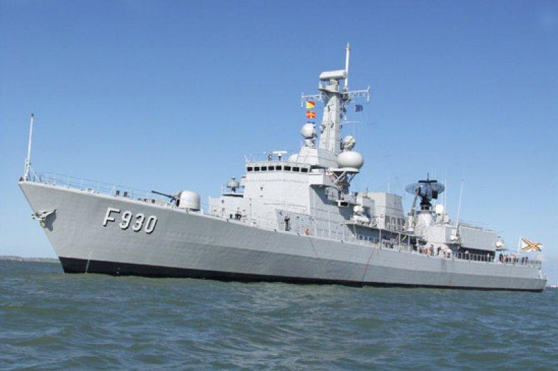 比利時海軍的Leopold I巡防艦。(維基百科)