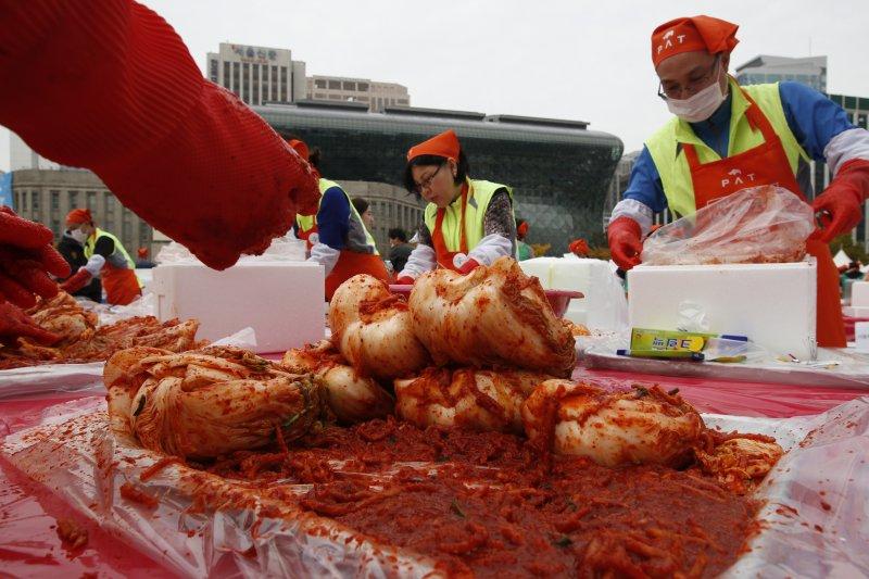 陸媒吹捧中國近日已主導制定泡菜ISO國際標準,並稱韓媒形容為「泡菜宗主國的恥辱」