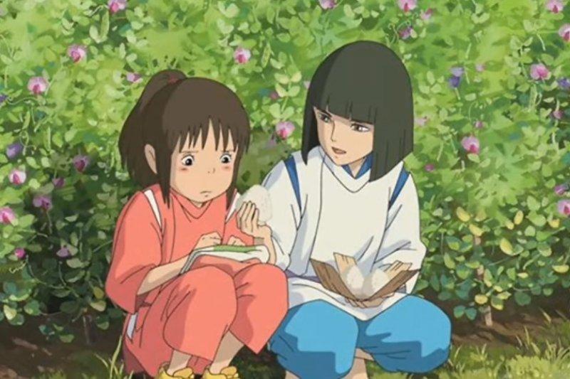 多部宮崎駿電影中,可以發現許多動人的情感元素(截自YouTube)