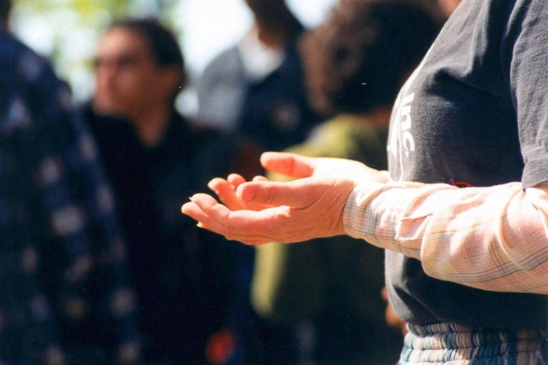 學會寬恕並不代表赦免,這樣做的目的是...(圖/ElvertBarnes@flickr)