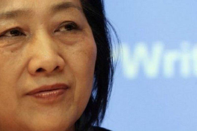以「為境外非法提供國家秘密罪」遭到起訴的中國著名記者高瑜。(BBC中文網)