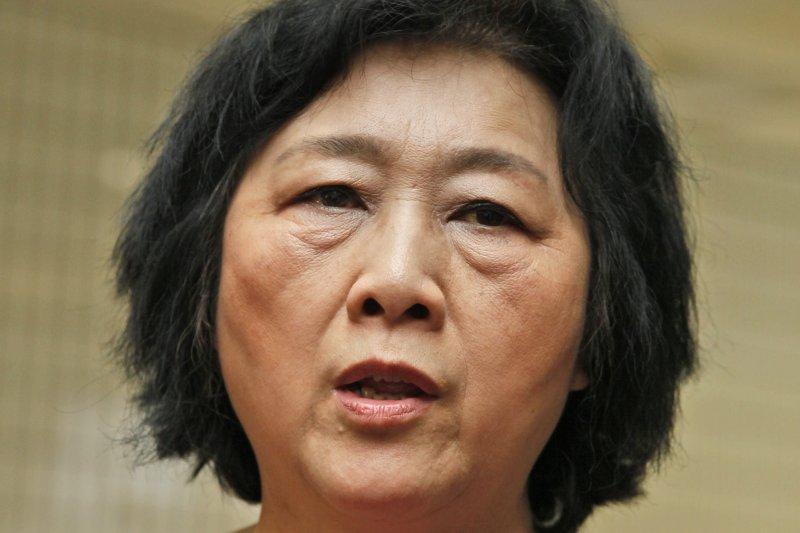 中國記者高瑜26日因「為境外非法提供國家秘密罪」,被北京市高級人民法判處有期徒刑5年。(美聯社)