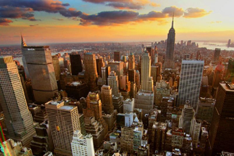 中國人在紐約炒房已經超全部外國人士。(新華網)