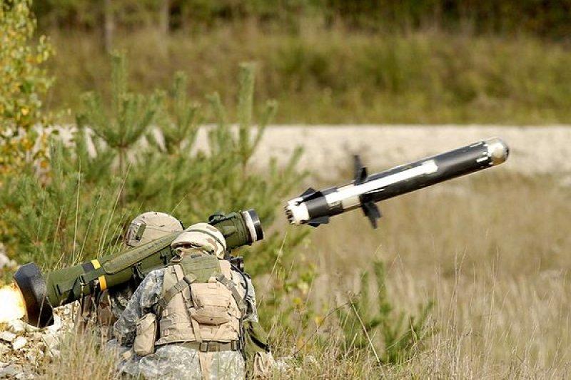 標槍飛彈。(維基百科)