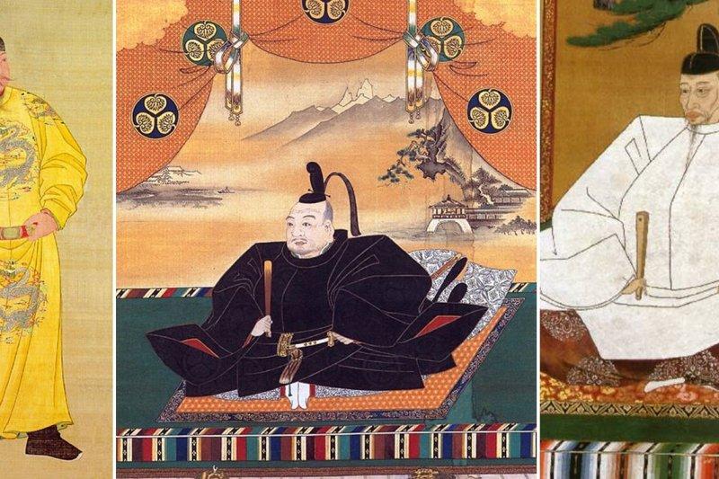 孫文與宋慶齡的年齡差距之大令人咋舌,但在歷史上這似乎是常態...(圖/wikimedia commons)