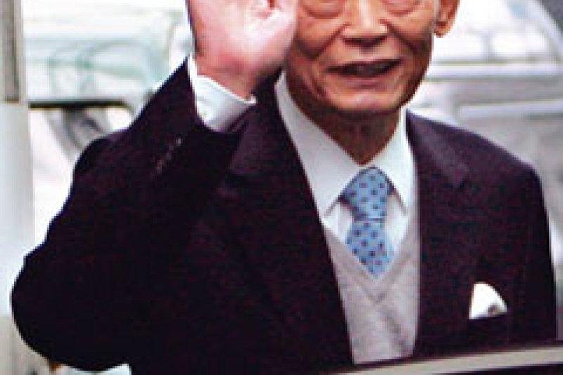 《自由時報》創辦人林榮三11月28日過世,享壽77歲。(取自www.symedialab.org.hk)