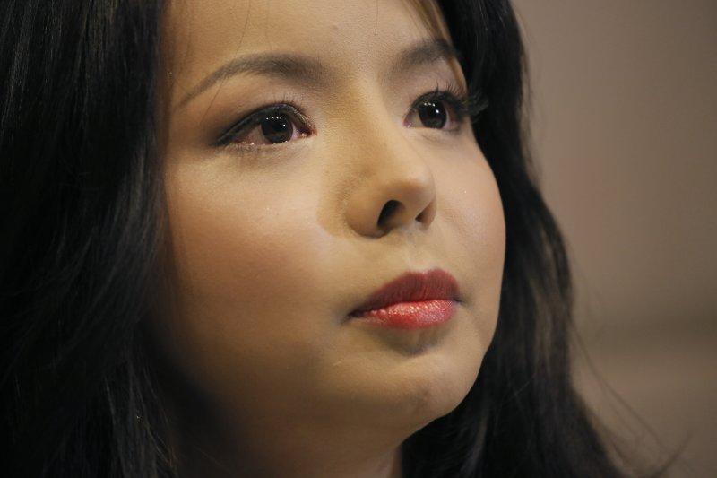 加拿大世界小姐林耶凡(Anastasia Lin)(美聯社)