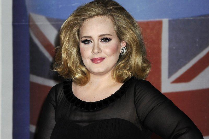 英國歌手愛黛兒(Adele)(美聯社)