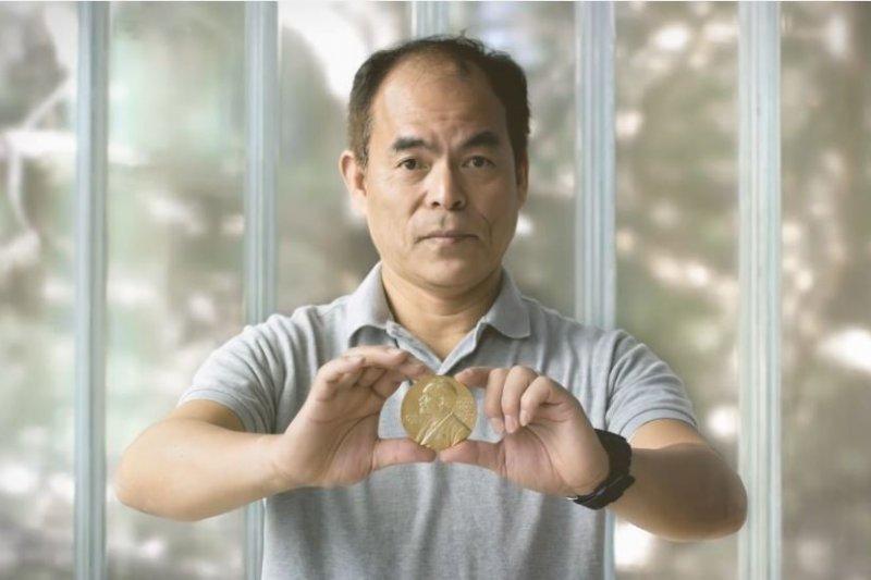 2014年諾貝爾物理獎得主中村修二,控訴日本企業對員工不合理的待遇。(圖/Audi Deutschland@YouTube)