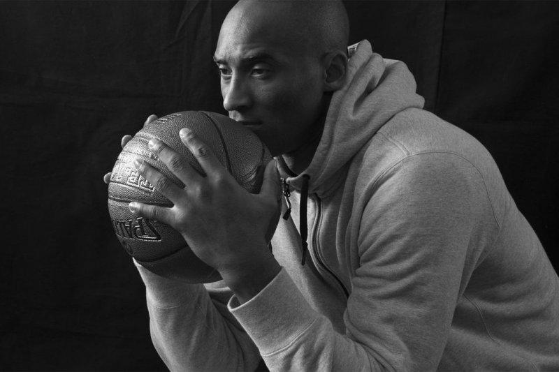 NBA超級巨星布萊恩(Kobe Bryant)。