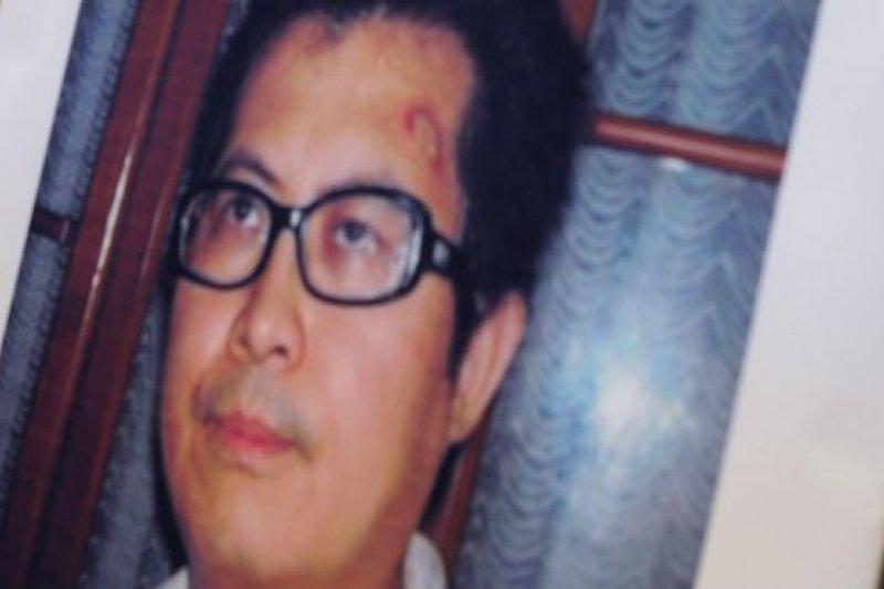 郭飛雄已被關押超過一年。 (BBC中文網)