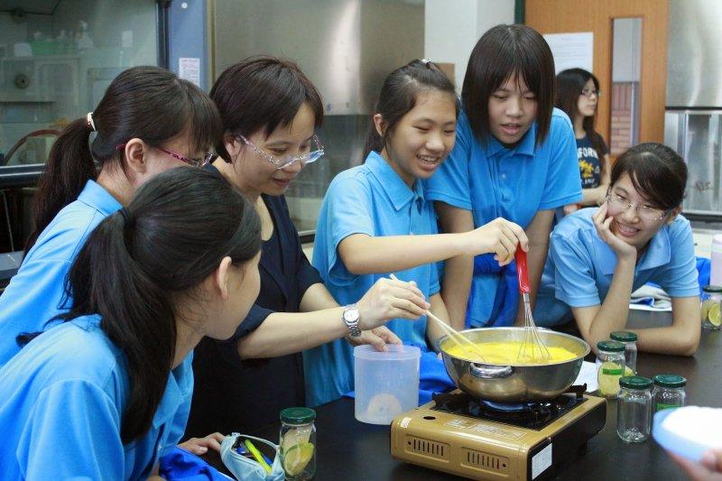 台灣技職教育日益重要(取自環球科技大學)
