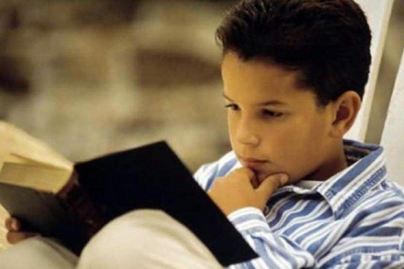 教育落到孩不愛看書也是白搭。
