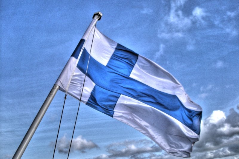 分蘭計劃實行基本收入(取自flicke Iago Laz,Bandeira de Finlandia en HDR)