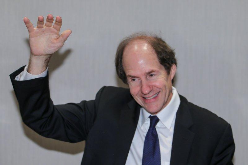 20151209-人物專訪.美國學者凱斯.桑思汀 Cass R.Sunstein(陳明仁攝)
