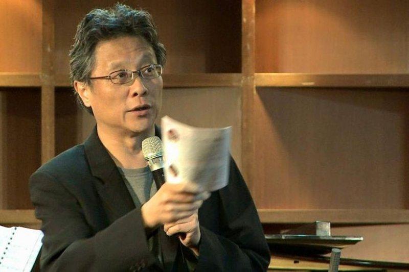 知名作家張大春與劉駿耀官司判賠三千。(取自張大春臉書)