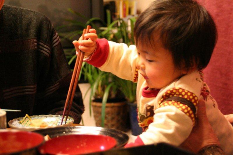 大江南北,餐餐用的筷子與碗可大大不同(圖/YoshihideNomura@flickr)