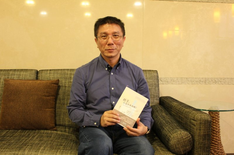 一度走偏的人生,讓劉北元律師體會人生的真諦。現在的他大方分享過去經歷,希望幫助更多受刑人重回正軌。(圖/作者提供)