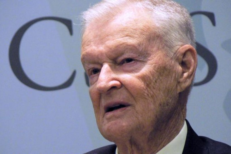 布熱津斯基:針對中國人,美國不能同時兩邊進行。(BBC中文網)