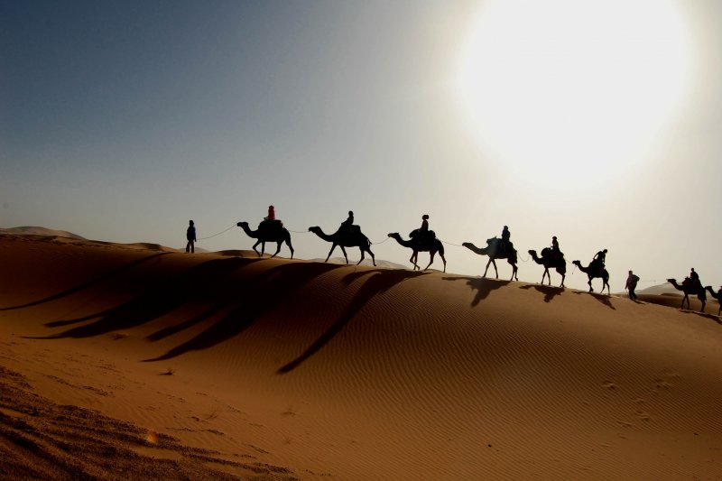 Abu Dhabi 星際大戰拍攝地點
