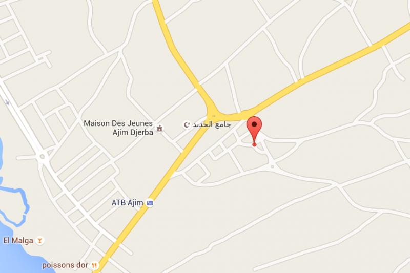 星際大戰拍攝地點 Ajim, Island of Djerba, Tunisia.