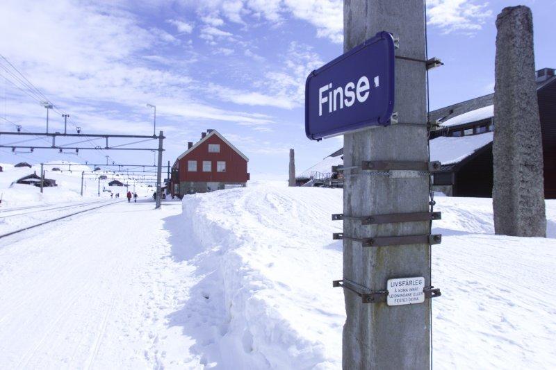 Finse Norway 星際大戰拍攝地點