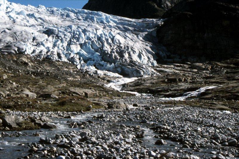 Hardanger jøkulen Glacier 星際大戰拍攝地點