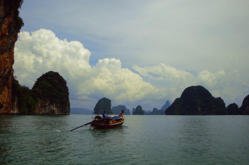 Phang Nga Bay Thailand 星際大戰拍攝地點