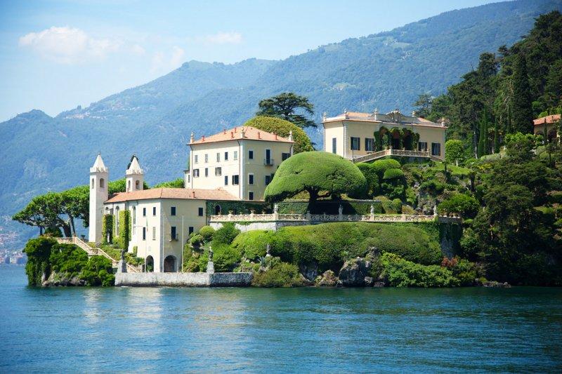 Villa del Balbianello Lenno Italy 星際大戰拍攝地點