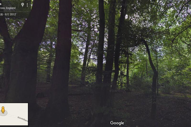 Whippendell Woods, UK 星際大戰拍攝地點