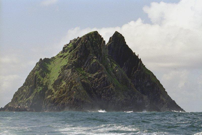 Skellig Michael, Ireland 星際大戰拍攝地點