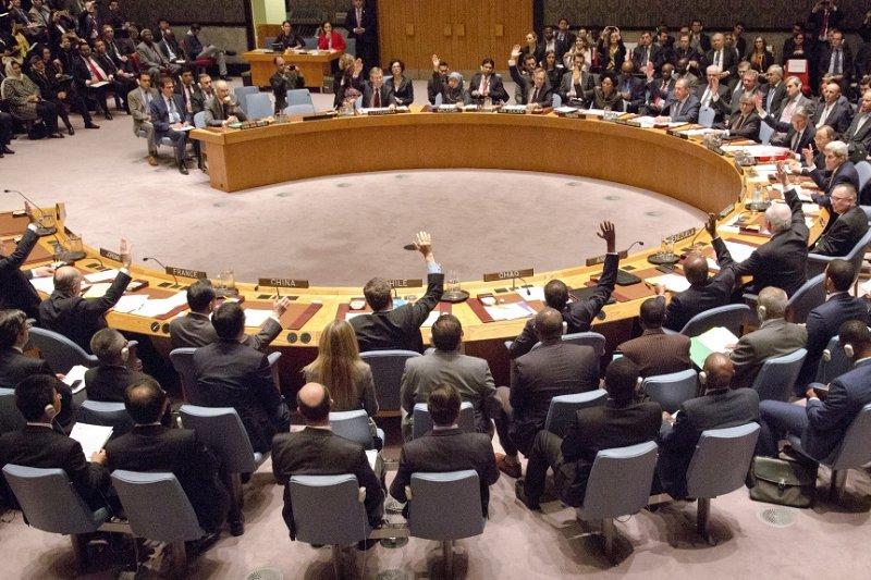 聯合國安全理事會通過敘利亞和平決議案(美聯社)