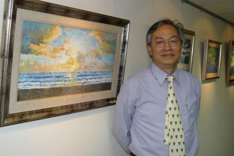 葉永烜教授即使在天文學上成就傲人,也敵不過戶政系統的僵化和官僚。(圖片來源:中央大學官網)