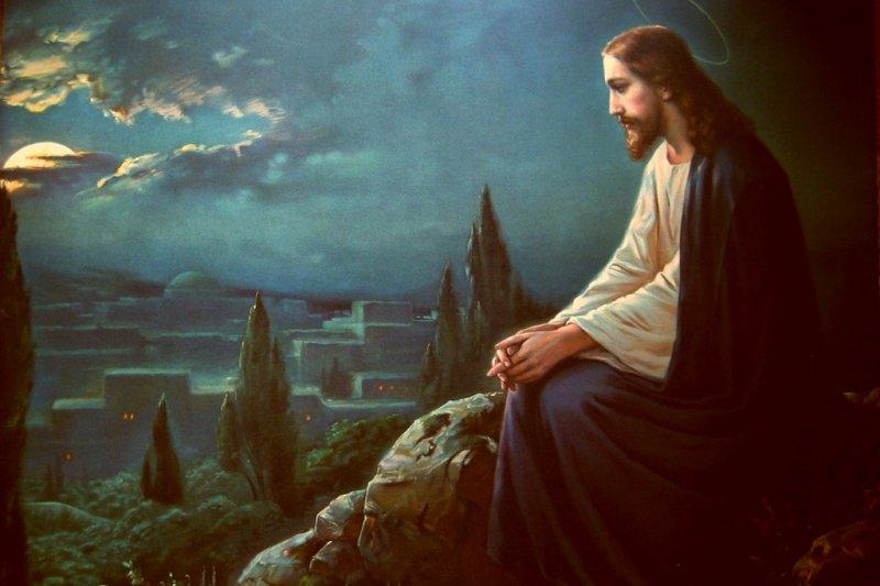 平安夜相傳是耶穌基督的降生日。(圖/Waiting For The Word@Flickr)