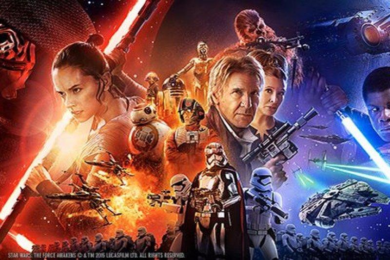 《星際大戰》裡的帥氣光劍居然有這麼多種!不說你知道嗎?(圖/Star Wars臉書)