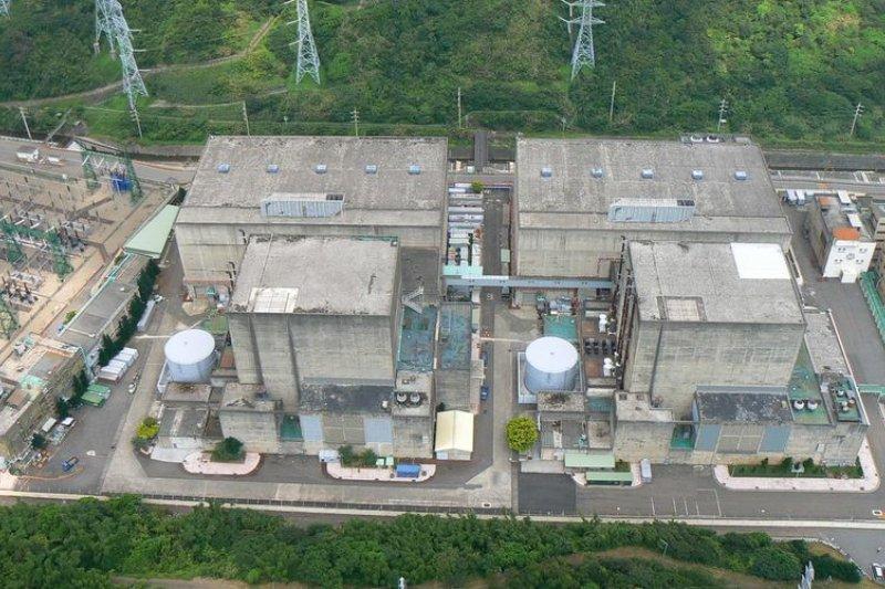 核一廠。(來源;台電官網)
