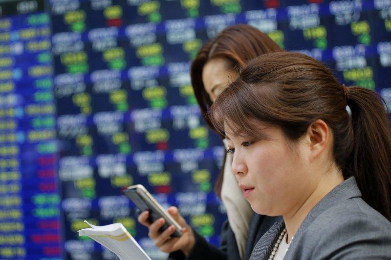 日本女性在職場仍然有志難伸(美聯社)